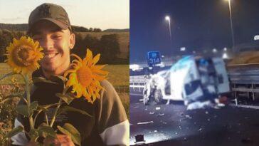 Pietro Cuozzo morto sulla A4 a Vicenza, sbalzato e travolto dalle altre auto