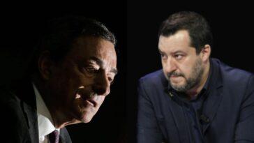 pensioni Salvini draghi