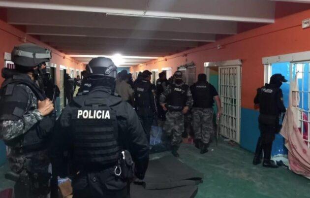 ecuador carcere
