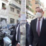 elezioni roma draghi vota