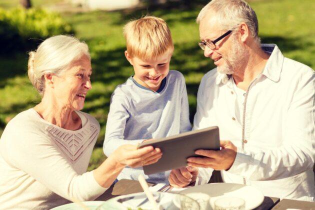 festa dei nonni 2021