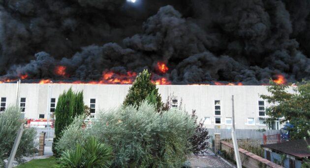 Incendio Airola