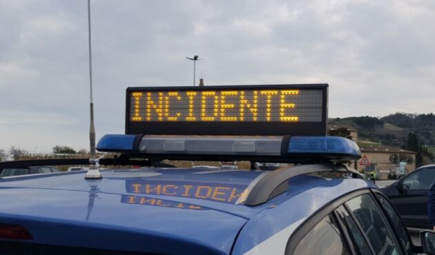 incidente stradale Ascoli mare