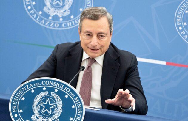 riforma fiscale draghi testo
