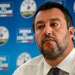 Matteo Salvini draghi