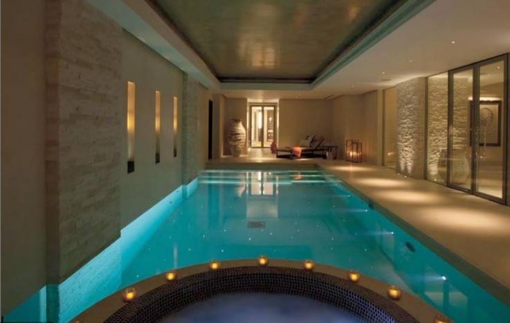 Urbangallery le 10 case con le piscine pi belle al mondo - La casa piu costosa al mondo ...