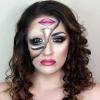 Halloween 2016: 12 make up da brividi per il 31 ottobre