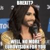 Brexit: i migliori meme dopo l'addio della Gran Bretagna