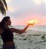 Isola dei Famosi 2017: tutti pazzi per Dayane Mello