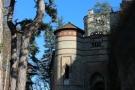 Rocchetta Mattei: foto di un castello-gioiello da scoprire nell'Appennino Bolognese