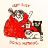 L'ansia raccontata dalle illustrazioni di Gemma Correll