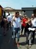 Pitti Immagine 2017: Federica Nargi e Alessandro Matri in posa senza Sofia